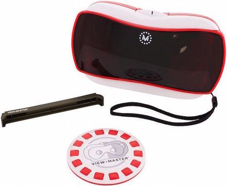 Mattel Goes High-Tech with Virtual Reality View-Master Toy | ICT Nieuws | Scoop.it