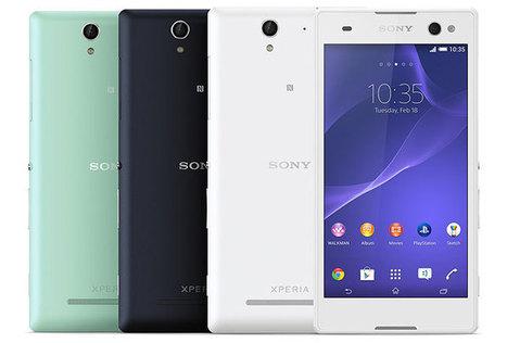 A Sony apresentou o Xperia C3, o profissional em Selfies | Ultimas noticias Biovolts e arredores | Scoop.it