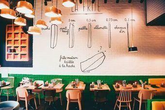 Léon de Bruxelles se renouvelle, de la cuisine à la salle | Restauration, quand le digital relève le plat... et crée le trafic. | Scoop.it