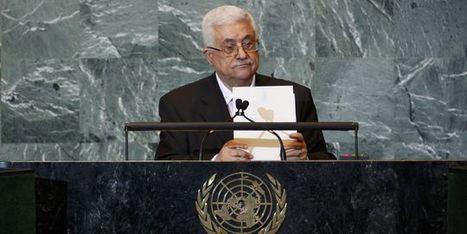 La Palestine en quête d'un statut à l'ONU   Affaires Internationales   Scoop.it