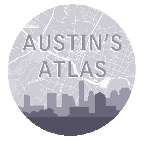 Aggregated Maps of Austin | AP Human Geography | Scoop.it