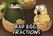 eChalk Preview: Bad egg: equivalent fractions | math | Scoop.it