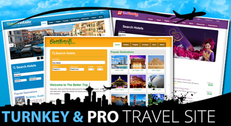 Travelerrr Website Means Huge Affiliate Income – Learn How | Start Your Own Travel Search Engine Site | Scoop.it