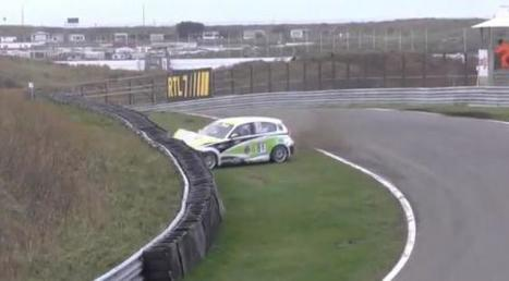 Pays-Bas : l'impressionnant accident d'un pilote sur un circuit | Motorsport, sports automobiles, Formula 1 & belles voitures | Scoop.it