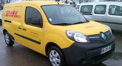 DHL Express s'équipe de véhicule hybride nouvelle génération | Electron libre | Scoop.it