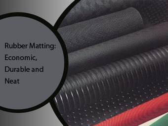 Rubber Matting: Economic, Durable and Neat | Rubber Flooring | Scoop.it
