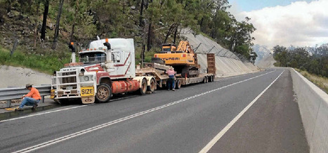 Driver shaken after out of control truck heads his way | OHS Quest 1 | Scoop.it