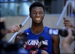 Adidas wants to make Andrew Wiggins very rich - Front Page Buzz   We're playin' baaaasketbal   Scoop.it