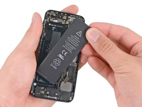iPhone 6 : La sortie de la version 5.5″ retardée à cause de la batterie | Apple Addict - Pro Mac | Scoop.it