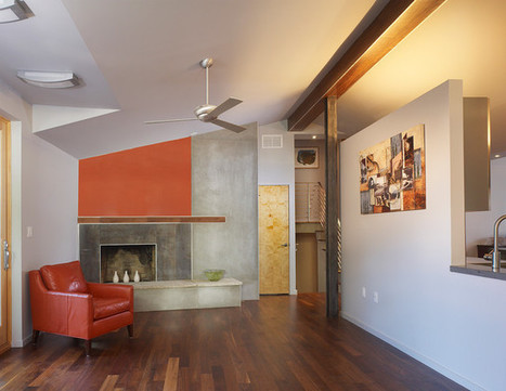 7 Spicy Hot Color Palettes to Fire Up a Living Room   Designing Interiors   Scoop.it