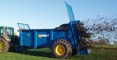 Agricultural Machinery | Harry West | Scoop.it