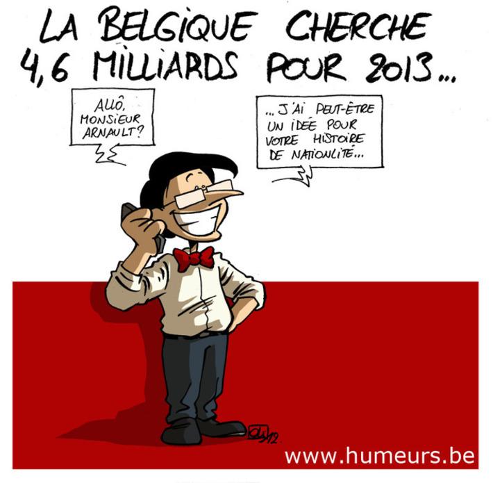 La Belgique va devoir trouver 4,6 milliard pour le budget 2013 ! | Baie d'humour | Scoop.it
