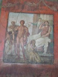 Almacén de clásicas: FRESCOS DE LA CASA DE LOS VETII (POMPEYA) | Mundo Clásico | Scoop.it