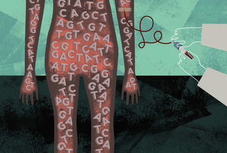 Genetics: Big hopes for big data | Amazing Science | Scoop.it