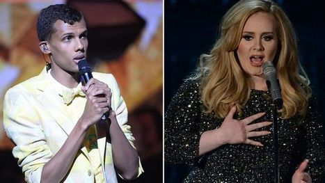 Stromae: «Je ferais avec plaisir un duo avec Adele» | Stromaé | Scoop.it