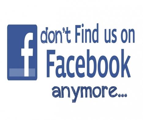 Moi Recruteur, pourquoi je suicide mon compte Facebook Pro ?   SocialWebBusiness   Scoop.it