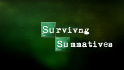 Joystick Learning - Surviving Summatives: 3 Ways to Make It Unscathed | SY Assessment | Scoop.it
