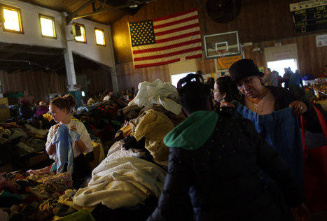After Hurricane Sandy, Helping Hands Also Expose a New York Divide | Brooklyn By Design | Scoop.it