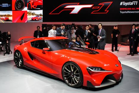 Sport rules the Detroit auto show - CNET | sports | Scoop.it