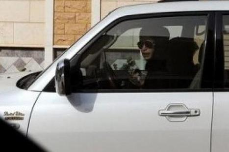 Internet au secours des Saoudiennes au volant - Les Échos | FAM Web | Scoop.it