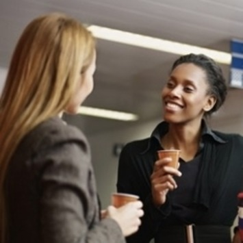 10 Networking Conversation Starters You'll Actually Use - Forbes   Coaching Leaders   Scoop.it