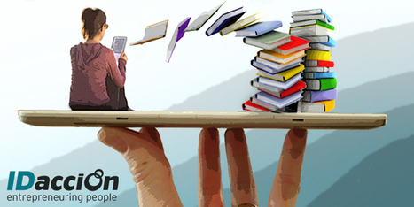Sectores en transformación: nuevas oportunidades en la industria editorial | APRENDIZAJE | Scoop.it