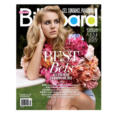 Lana Del Rey: The Billboard Cover Story | Lana Del Rey - Lizzy Grant | Scoop.it