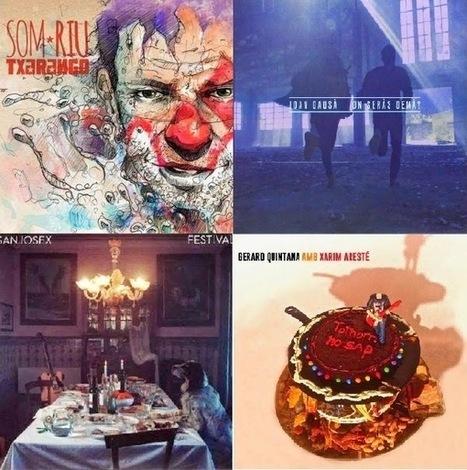 Noves propostes de música en català | Novetats discogràfiques | Scoop.it