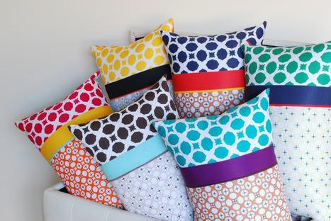 Cushion Spot: Bold and creative cushion designs | Designer Cushions | Scoop.it