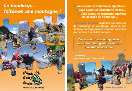 Loisir et Handicap - Partir en randonnées avec Handi Cap Evasion ... | joelette | Scoop.it