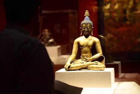Met celebrates remarkable new acquisitions of Tibetan and Nepalese art with exhibition | Artdaily.org | Kiosque du monde : Amériques | Scoop.it