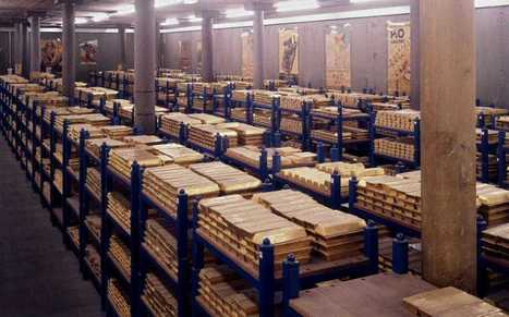 'Thousands 'own' gold via a fund. So where, exactly, is the gold itself?' @investorseurope #gold | Mining, Drilling and Discovery | Scoop.it