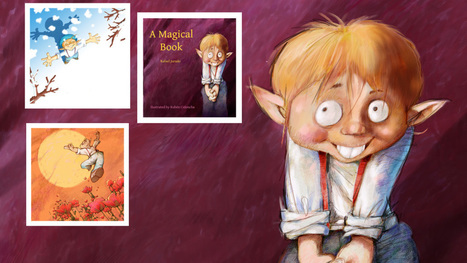 A Magical Book - Un proyecto de Rafael Jurado | Seo, Social Media Marketing | Scoop.it