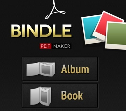 Instantly Craft Collaborative Books with Bindle for iOS | Learning on the Go | Scoop.it