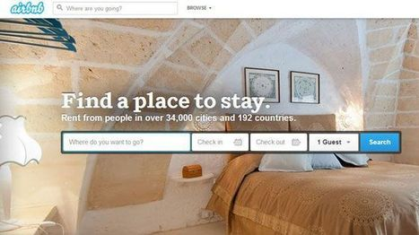 Airbnb Looks to Expand Further into Travel Industry - Fox Business | Tourism Picks | Scoop.it