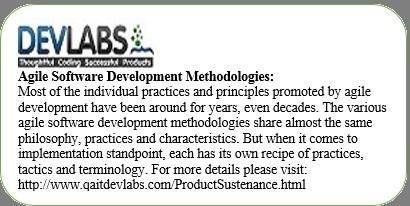 Agile Software Development Methodologies | QAIT DevLabs | Scoop.it