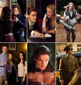 Vampire Diaries Poll! Which Flashback Era Is Your Favorite? - Wetpaint | Vampires | Scoop.it