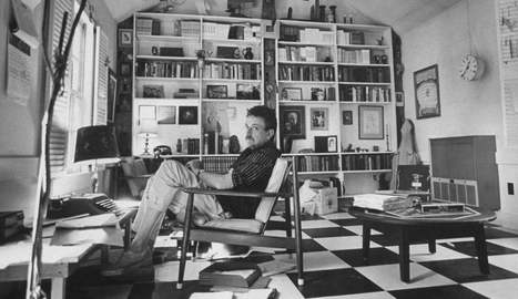 Kurt Vonnegut's 8 rules for writing with style - Boing Boing | English Language Games | Scoop.it