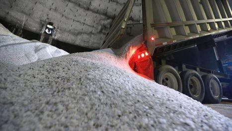 Road Salt Supply Low, Demand High as Winter Looms | Econ1 | Scoop.it