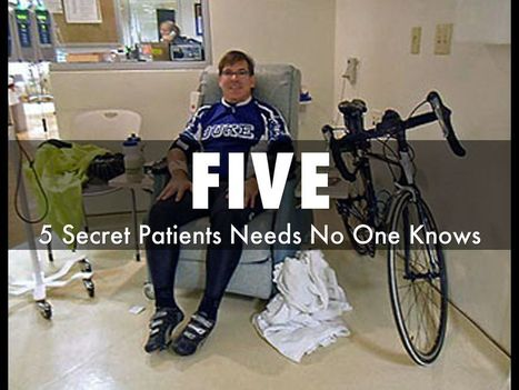 5 Secret Patient Needs No One Is Working On via #tswhealth #TSWHealth #startups | Startup Revolution | Scoop.it