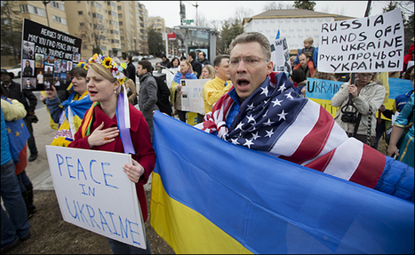 #Ukraine FREEDOM - DEADLY WHEN EXPORTED by (the excellent) MentalUnrest.com #Russia #NATO #OTAN | News in english | Scoop.it