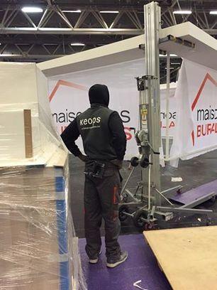 "Actualité chargée pour KEOPS Expositions... - KEOPS Expositions   Facebook   Leads "" Les Agences Design & Stand""   Scoop.it"