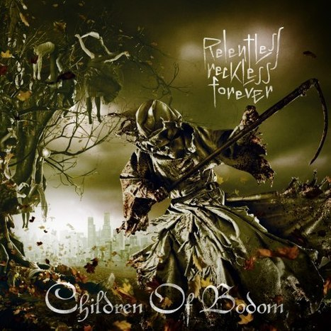 CHILDREN OF BODOM Schedules Nottingham Signing Session - Metal from Finland | Finland | Scoop.it