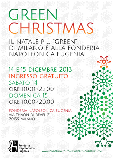 Fonderia Napoleonica Eugenia - Green Christmas | Offset your carbon footprint | Scoop.it