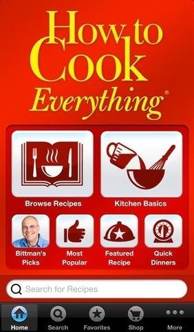 Applist : Best Apps For Food Lovers - Livink | APP LIST | Scoop.it