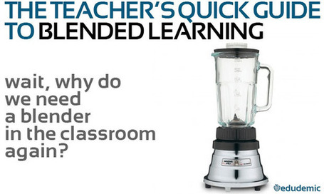 How (And Why) Teachers Should Get Started With Blended Learning | Learning, Teaching & Leading Today | Scoop.it