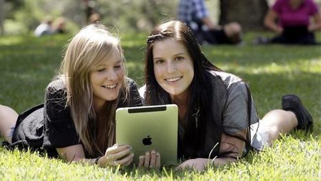 Tablettes : formation gratuite en ligne | Formation en ligne | Scoop.it
