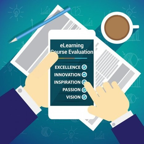 eLearning Course Evaluation: The Ultimate Guide For eLearning Professionals - eLearning Industry | Educación y TIC | Scoop.it