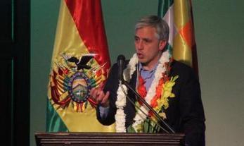 Vicepresidente boliviano propuso un mundo sin capitalismo ni ... - AméricaEconomía.com | investigadores y docentes de historia | Scoop.it