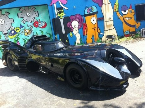 Holy Anton Furst, Batman! | The Billy Pulpit | Scoop.it